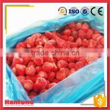 China Frozen New Material Organic Iqf Strawberry Dice