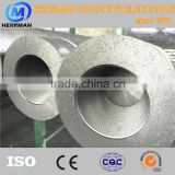 graphite carbon electrode for molten metal process