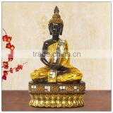 Resin buddha ornament for religious crafts, buddha sales
