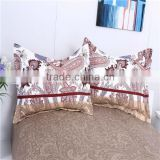 chinese household use pillow case with soft fabric and competitive price popular in Asia