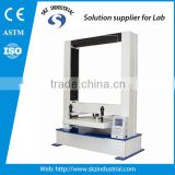 carton box compression testing instrument equipment box compression strength tester