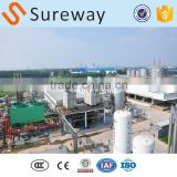 ISBT Standard 99.95% Purity Food Grade Carbon Dioxide LCO2 Generation Plant