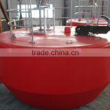 High quality Marine Navigation Mooring Buoy for sale/foam filled mooring buoys