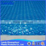 Prevent evaporation,save water and chemical Global Blue Bubble Plastic Pool Cover,Solar swimming pool cover