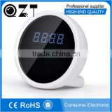 H.264 P2P Multi-function 1080P full DH digital wifi radio hidden security clock camera                                                                         Quality Choice
