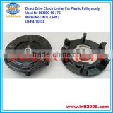 DENSO 6S /7S Direct drive clutch limiter for Plasitic pulley only/denso compressor parts ac clutch hub
