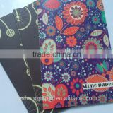 factory price custom exercise book,stone paper notebook