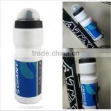 Eco-friendly plastic bottle sports mountain bike bicycle ride water bottle with dust covers
