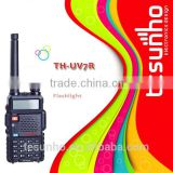 TESUNHO TH-UV7R Cheap UV-5R 136-174/400-480 MHz Dual-Band DTMF CTCSS DCS FM Mobile Radio