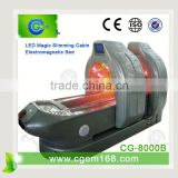 CG-8000B Led infrared ray light wave slim and tone beauty machine for salon use