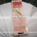 100% safe Disposable Waxing Strips