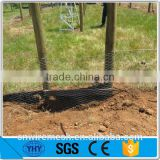 Galvanized hexagonal iron wire mesh for chicken coop/hexagonal wire mesh fence/chicken netting