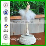 factory custom OEM/ODM wholesale ball music box with ballerina