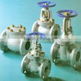 "4"" cast iron butterfly valve/iron casting valve/Flanged Handle Type Ductile Iron Ball Valve"