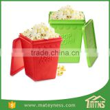 silicone microwave popcorn maker