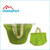 Best Selling Sandwich Green Clothes Laundry Bag For Women Baby