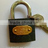 Steel Iron Padlock with Different Sizes