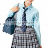 custom ladies office uniforms fashionable bank uniform shirts design for women