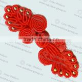 Chinese Knot Button Sewing Accessories Chinese Button For Garment Custom Sewing Buttons