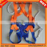 CE EN361 3-point safety harness/safety helmet harness/safety belt full body harness