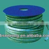 Gland PTFE Packing , Graphite filled PTFE Packing