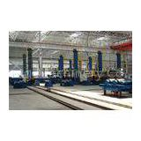 Medium Duty Motorized welding Wind Tower Production line automatic 380V 50HZ 3P