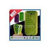 Green Rhinestone Cell Phone Cases , Samsung Galaxy S3 I9300 Covers