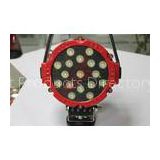 Spot beam 12 Volt Waterproof 51W LED Driving Lights Led Tractor Work Lights with PMMA Lens