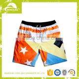 2016 summer cheap printing shorts mens beach pants