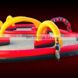 2016 high quality Go karts track ,inflatable air track for sale , inflatable air track factory