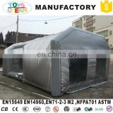 Customized portable paint booth inflatable paint booth inflatable spray booth