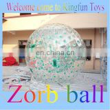 Human hamster balls/ Large pull buckle ball