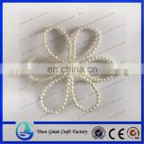 PEARL FLOWER curtain tieback