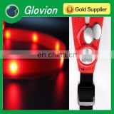 Hot sale fashion suspenders for girls glowing led suspenders Light up suspenders