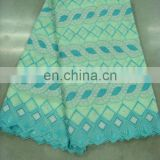 swiss embroidery cotton lace(A-41-7)