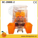 Inquiry about Citrus Juice Machine XC-2000E-2X