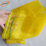 Packing PP vegetable net bag / Potato Garlic Fruit Orange Firewood Mesh bag / onions bags