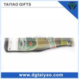 High quality Metal custom bar blade bottle opener for souvenir gifts