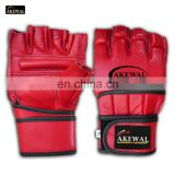MMA Gloves Leather