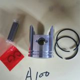 Motorcycle piston ,Engine spare parts 50mm piston,AX100 motorcycle piston kits