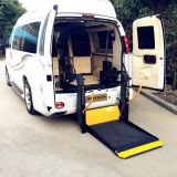 DN-880 Electric and hydraulic wheelchair lift to help wheelchair occupant to get on vehicle loading 300kg