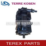 terex steering oil pump 15256582 for tr100 Terex truck spare part