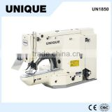 UN1850 High speed 1-needle cylinder bed bartack sewing machine for sale Juki bartack machine                                                                         Quality Choice