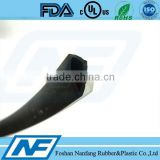 PVC cheap shipping container rubber door seal gasket