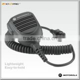 Easy use speaker microphone with high quality for motorola two way radio XPR 5000 Series mobile walkie talkie