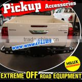 Rear Bumper For 2015 Hilux Vigo Revo