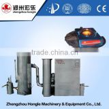 HQ model efficient energy-saving and full-automati China small biomass gasifier stove for incinerator