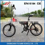 CE EN15194 folding bike electric folding bike hummer folding bike