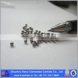 G10 cemented carbide pen ball manufacturer in China