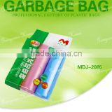 colored garbage bag disposable garbage bag bag shaper